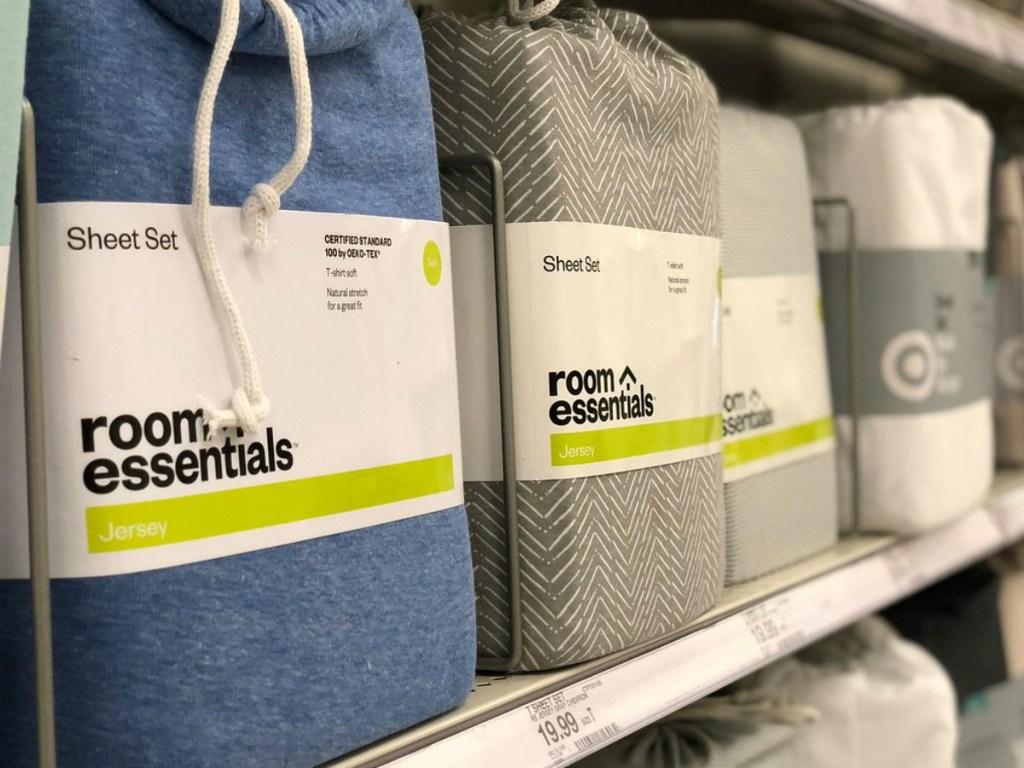 Room Essentials Sheets at Target