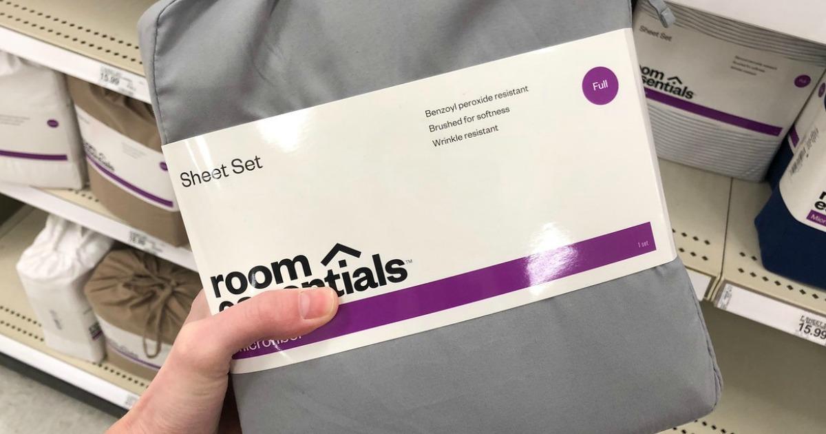 Room Essentials Sheet set