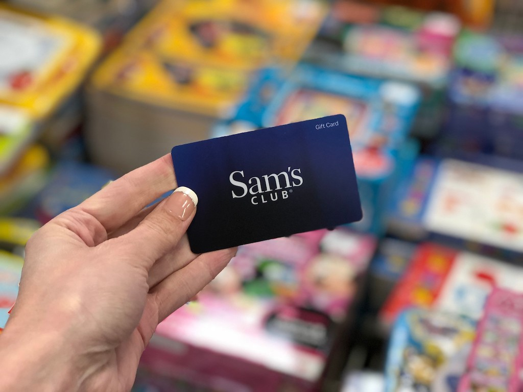 Sam's Club Membership, $20 Gift Card & More ONLY $45 (New Members Only)