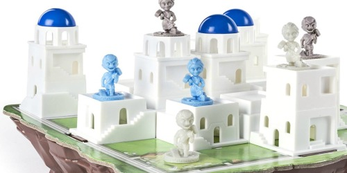 Santorini Strategy-Based Board Game Only $16.92 (Regularly $30)