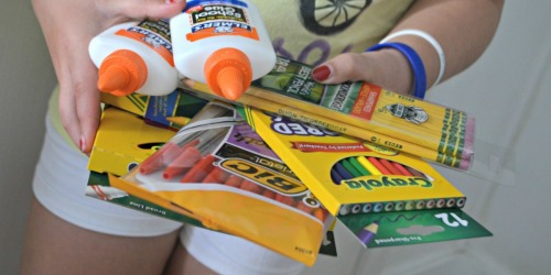 Support the Nationwide Movement & Help Teachers Clear Their School Supply List