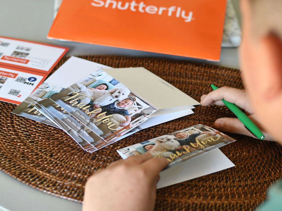 FREE Shutterfly Personalized Key Ring, Note Cards & More (Just Pay Shipping)