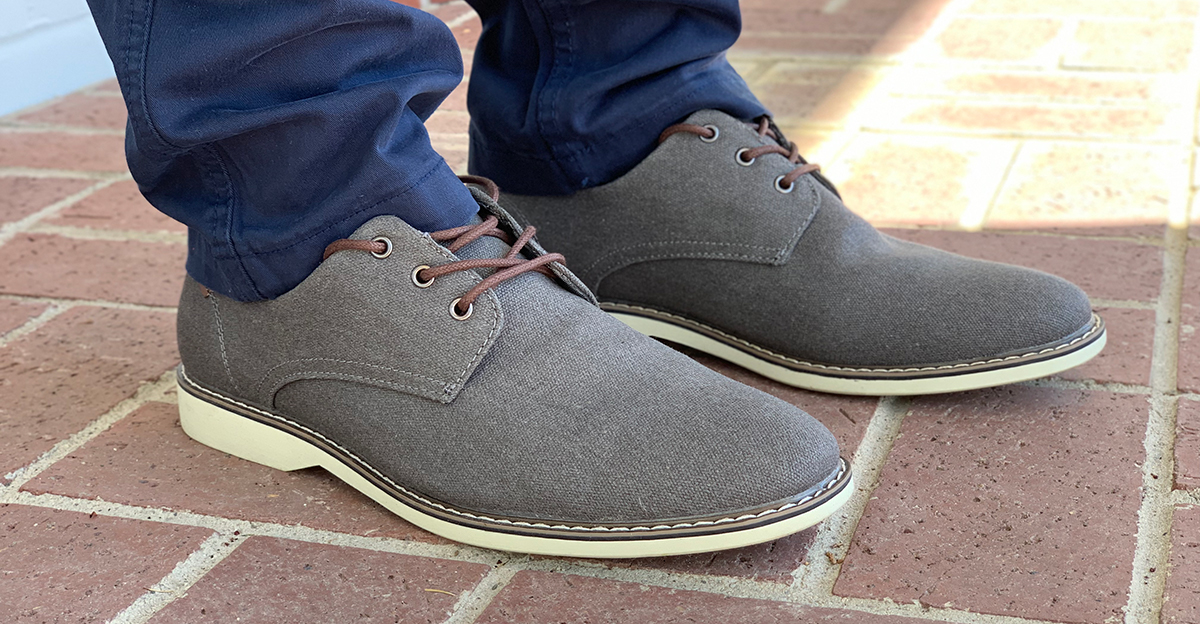 walmart wednesday — george oxford shoes