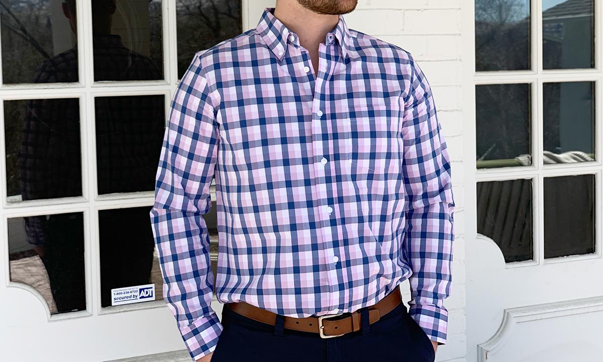 walmart wednesday — stetson wearing george poplin shirt