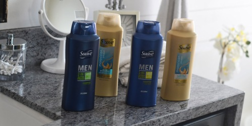 Big Savings on Suave Personal Care Products at Walmart