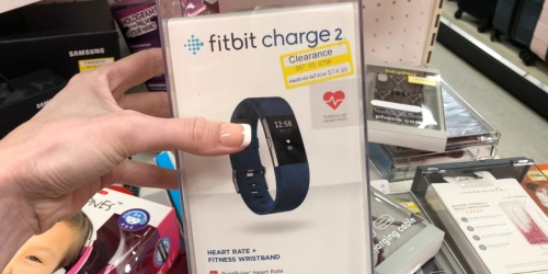 Fitbit Charge 2 Possibly Only $74.98 at Target (Regularly $150) + More
