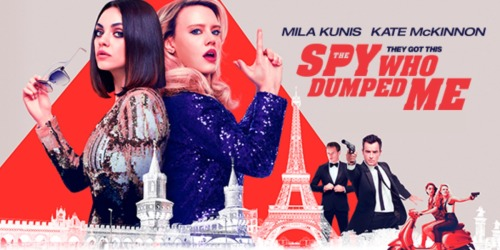 The Spy Who Dumped Me Digital HD Rental Just 99¢ at Amazon