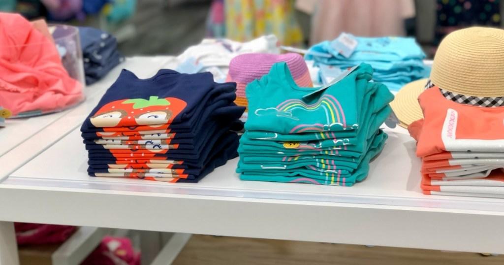 ceba0de86 Cat & Jack Tees & Shorts Only $3 Each + More at Target.com - Hip2Save