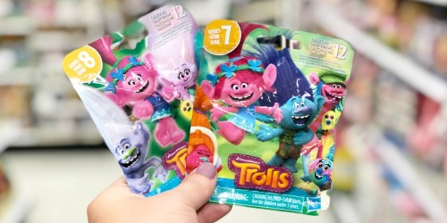 50% Off Trolls Surprise Blind Bags at Target (In-Store & Online)