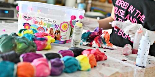 40% Off Tulip One-Step Tie-Dye Kits & Refills on HobbyLobby.com