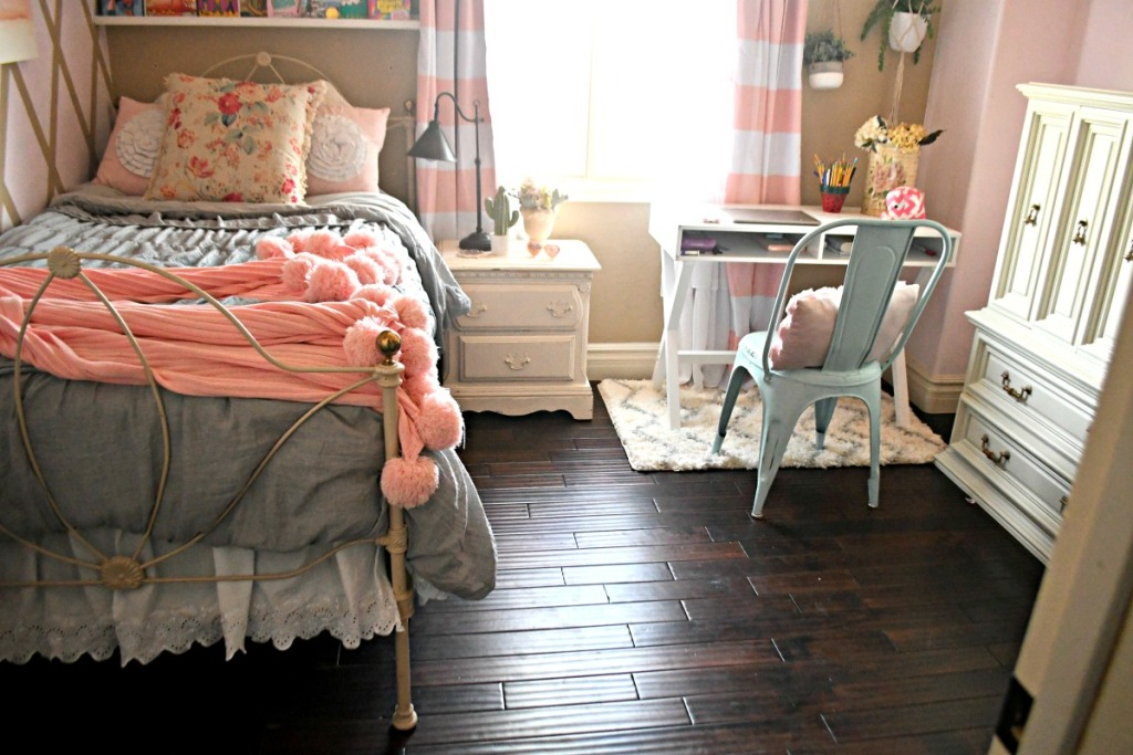 Tween room makeover