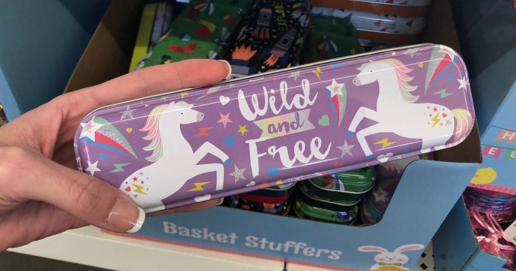 dollar tree pencil case