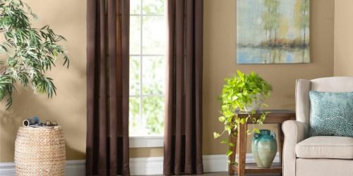 Wayfair Basics Room Darkening Curtains Only $7 (Regularly $28) + More