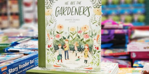 We Are The Gardeners Hardcover Book by Joanna Gaines Just $11.97 at Costco + More