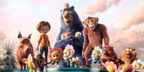 FREE Child's Wonder Park Movie Ticket w/ Adult Ticket Purchase