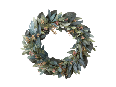McGee from Target wreath