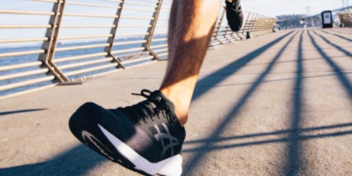 Up to 75% Off ASICS Men's Shoes + Free Shipping