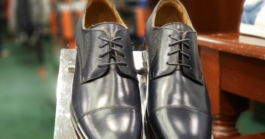 ab23a3b5c271 Men's Oxford Dress Shoes Just $19.99 at Macy's (Regularly $60) & More