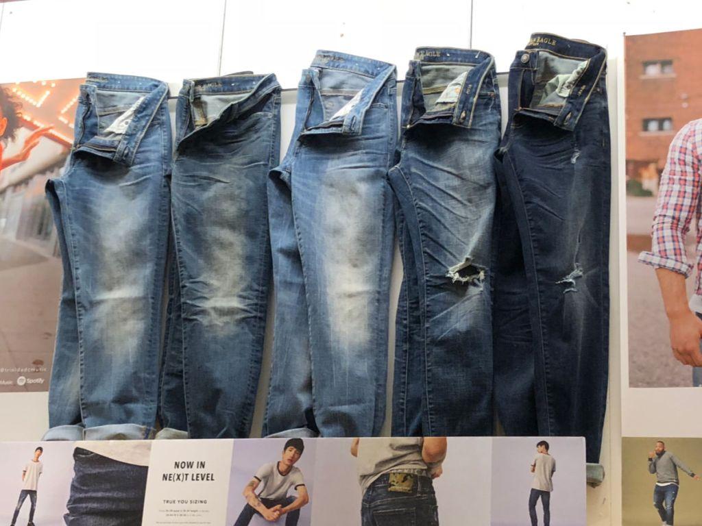 American Eagle Men's & Women's Jeans as Low as $19 99