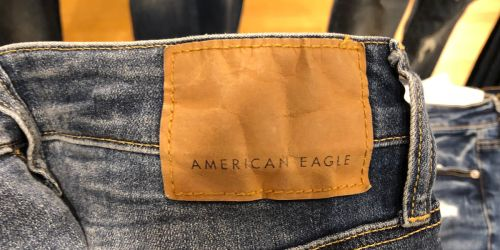 American Eagle Men's & Women's Jeans as Low as $19.99 (Regularly $70)