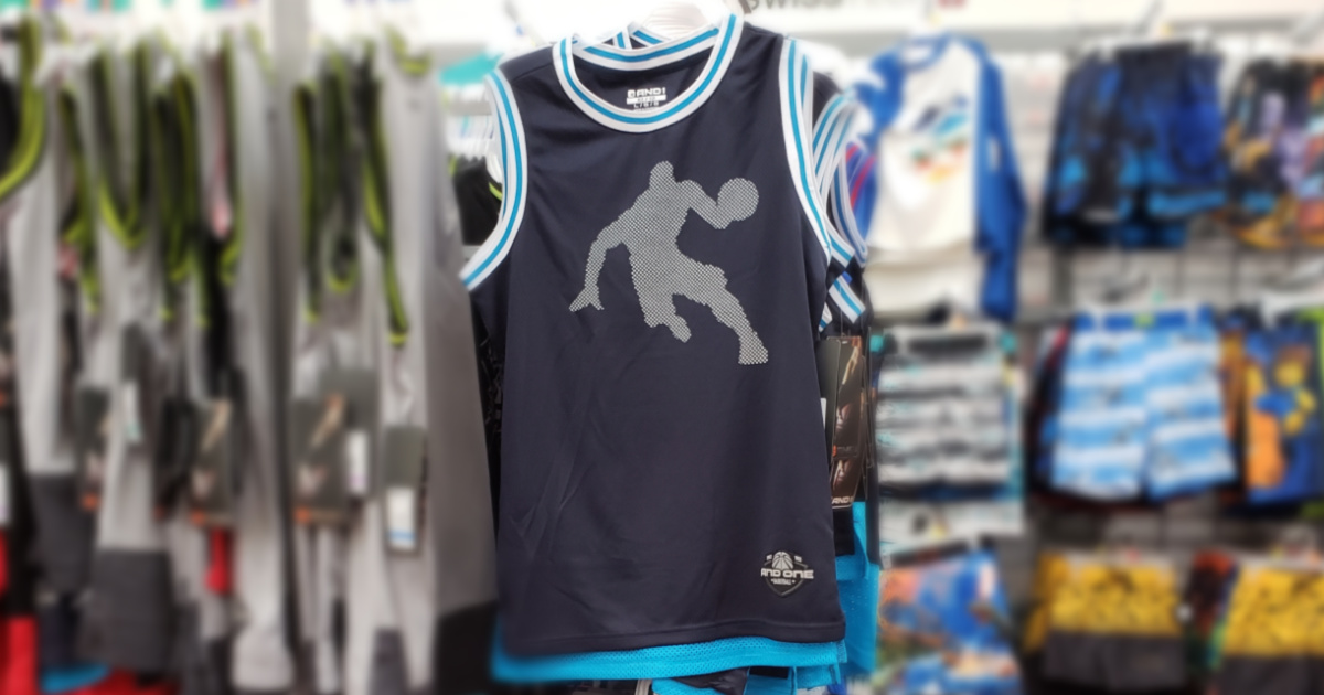c6bcdbdc115a8 AND1 Basketball Jerseys
