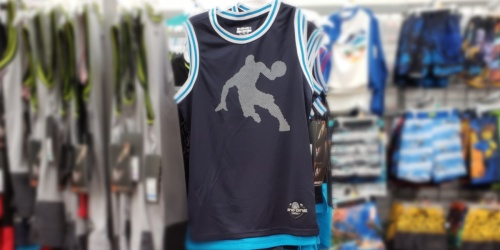 AND1 Basketball Jerseys, T-Shirts, & Shorts Only $8.77 at Walmart