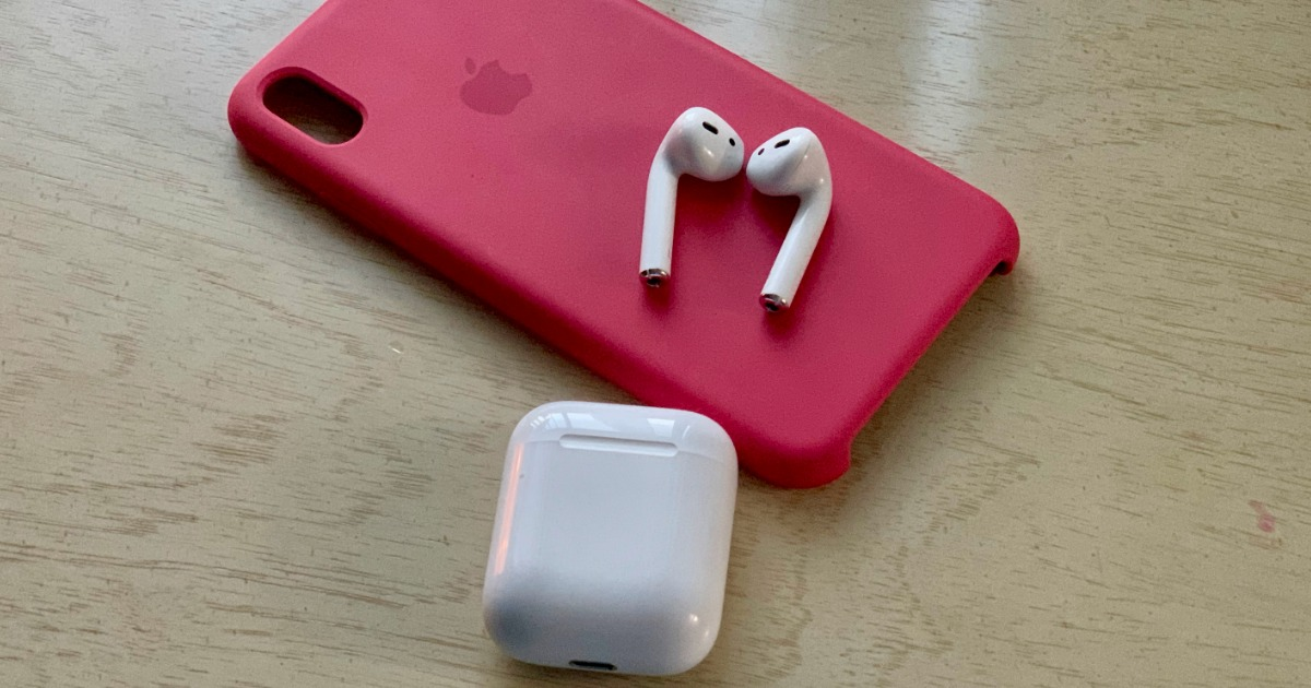 Amazon: Apple AirPods w/ Charging Case Only $139.99 Shipped (Latest Model)