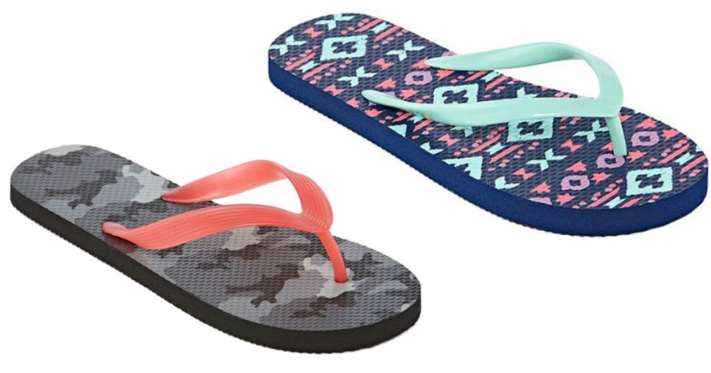 8f0755674860 Summer Shoes for the Family as Low as  3.84 at JCPenney