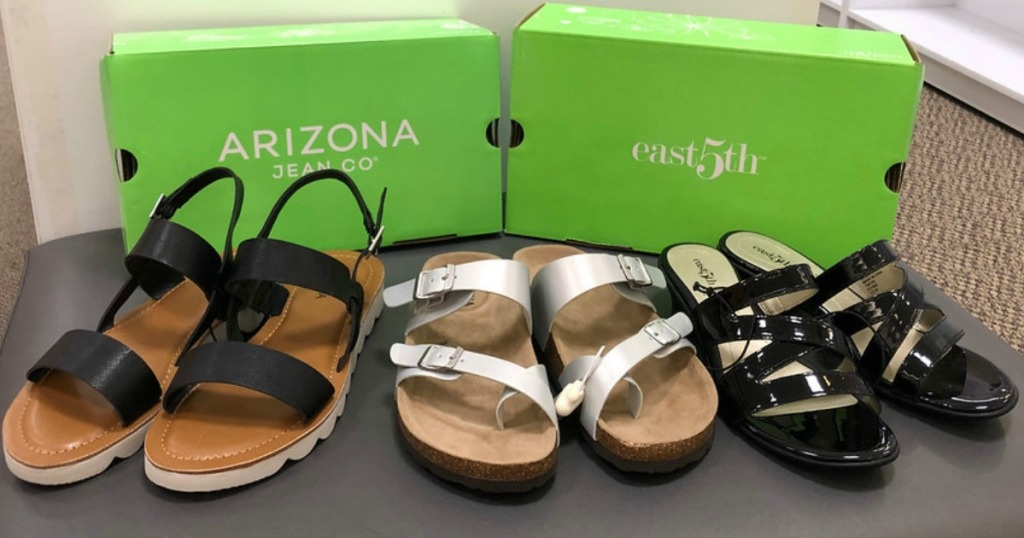 521e034a8444 Buy three pairs of Women s Sandals as low as  40 each. Total    120. Total  After Buy 1   Get 2 Free Sale    40. Final cost  40 total – just  13.33  each!