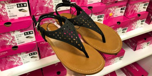 Buy One & Get Two FREE Women's Sandals at JCPenney.com