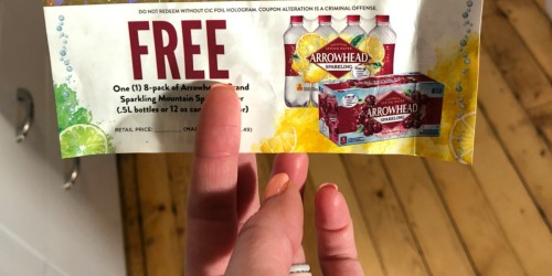 FREE Nestle Brand Sparkling Water 8-Pack Coupon – Request Yours Now
