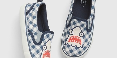 Up to 80% Off GAP Apparel, Shoes & Accessories