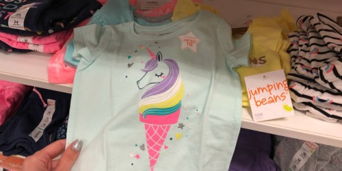 Adorable Kids Graphic Tees Just $3.39 at Kohl's (Regularly $12+)