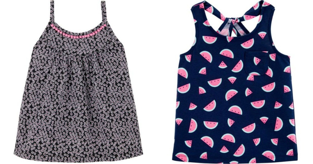 bf21979700758 Buy One, Get TWO Free Osh Kosh B'Gosh Tanks, Shorts, and Skirts + ...
