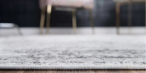 HUGE 8×10 Area Rugs Only $99.99 Shipped