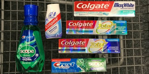 Best CVS Weekly Ad Deals 8/15-8/21 (Cheap Toothpaste, Mouthwash & More!)