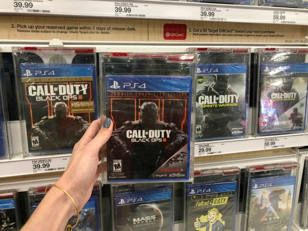 Call of Duty Black Ops 3 Zombies Chronicles Edition Only