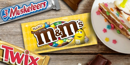 Mars Variety Pack 30 Full-Size Bars Only $11.33 Shipped (Just 36¢ Each)