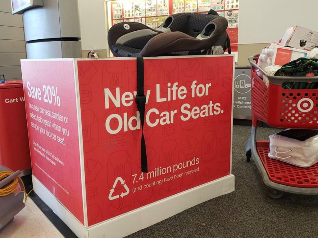 Target Car Seat Event