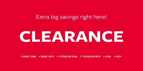 Carters & OshKosh: Free Shipping Today Only