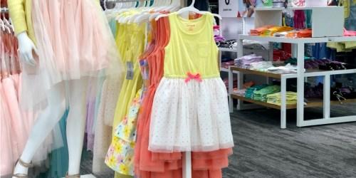 Cat & Jack Spring Dresses as Low as $6 at Target