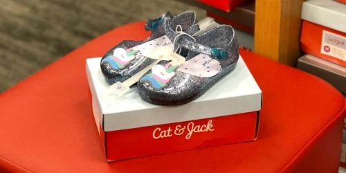 Buy One Get One 50% Off Shoe Sale at Target (Kids Jellies, Women's Sandals, & More)