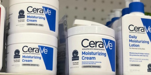 Up to 50% Off CeraVe Cleansers & Lotions on Walgreens.com