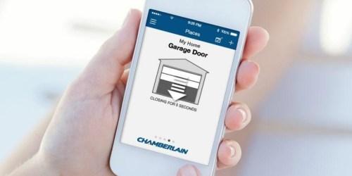 Chamberlain MyQ Smart Garage Door Opener Hub Only $49.99 Shipped (Regularly $80)
