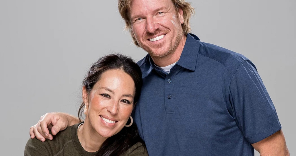 Chip and Joanna Gaines TV Network
