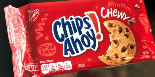 Chips Ahoy! Chewy Cookies Have Been Voluntarily Recalled