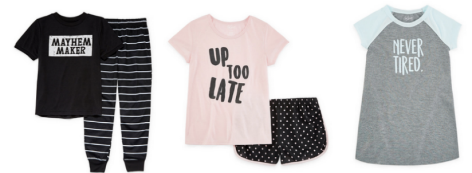 4ec11d3d9 JCPenney Code: Mommy & Me Matching Pajama Sets From $4