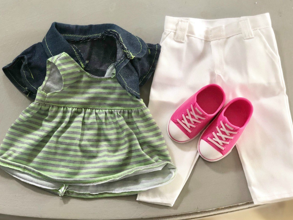 Club Eimmie casual outfit with shoes