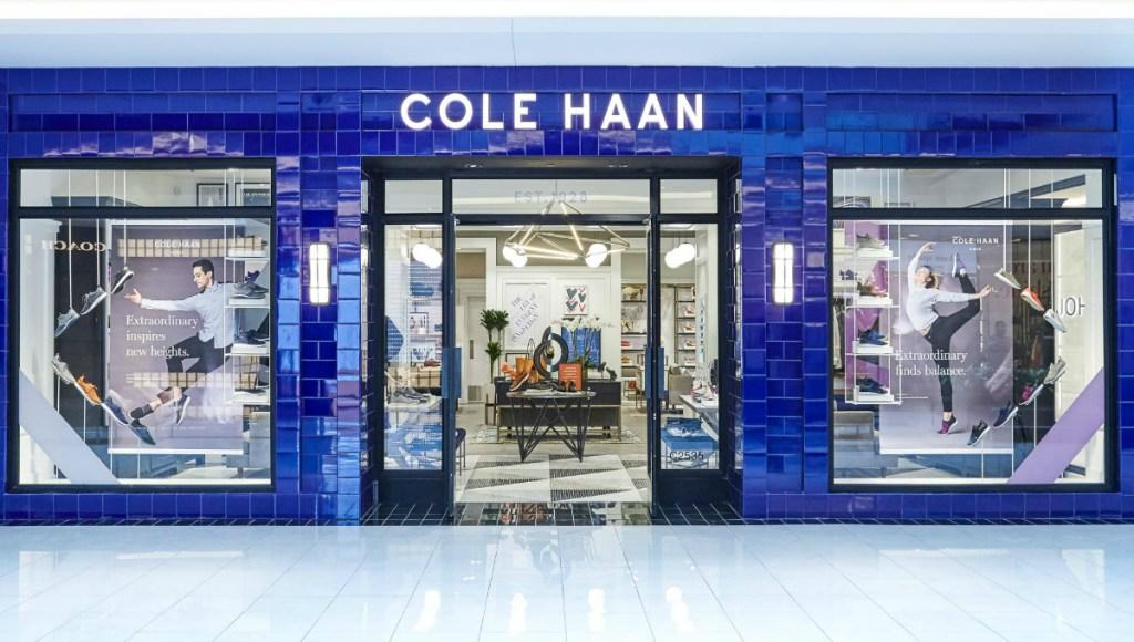 Cole Haan storefront