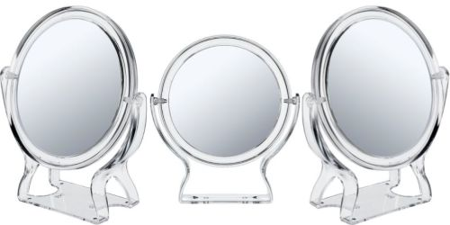 Conair Two-Sided Stand Mirror Only $2.90 at Target.com (Regularly $8)
